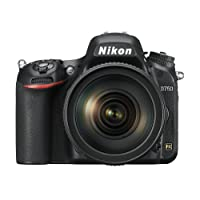 Nikon D750 Digital SLR Camera with AF-S 24-120 mm f/4 VR Lens Kit (24.3 MP) 3.2 inch Tilt-Screen LCD with Wi-Fi UK Plug