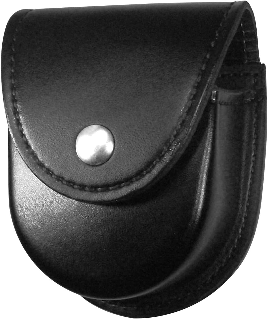 Gould & Goodrich H596Cl Double Handcuff Case Place On Belt Up to 2-1/4-Inch (Hi-Gloss)