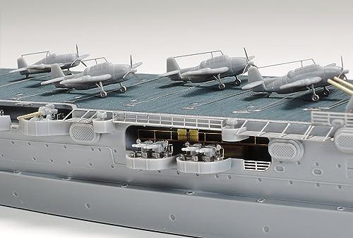 タミヤ 1/700 スケール限定シリーズ アメリカ海軍 CV-3 サラトガ ディテールパーツセット付 プラモデル 25179