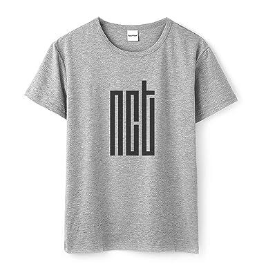 Amazon com: Fanstown Kpop NCT Tshirt NCT U NCT 127 NCT Dream Tshirt