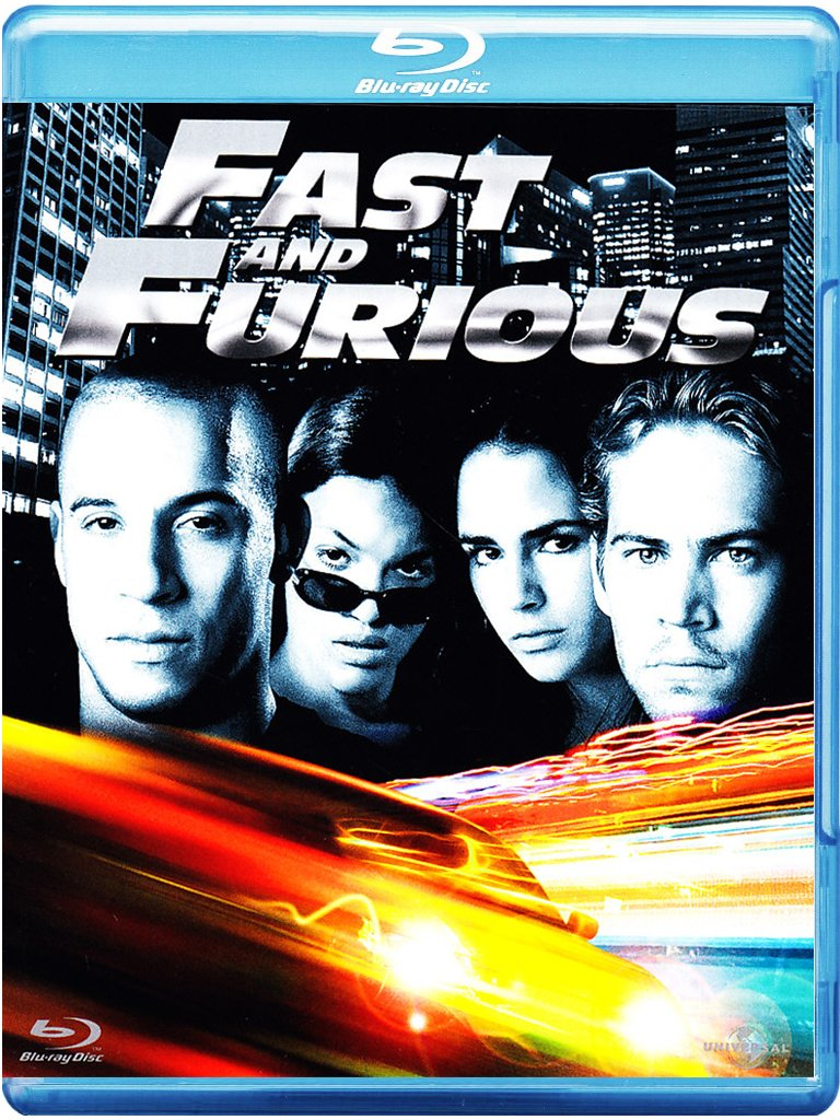 Amazon Com Fast And Furious 2001 Vin Diesel Michelle Rodriguez Rob Cohen Movies Tv