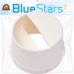 Ultra Durable 2260502W Refrigerator Water Filter Cap Replacement Part by Blue Stars – Exact Fit For Whirlpool & Kenmore Refrigerators - Replaces 2260518W WP2260518WVP PS11739972