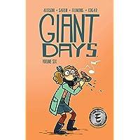 Giant Days Volume 6