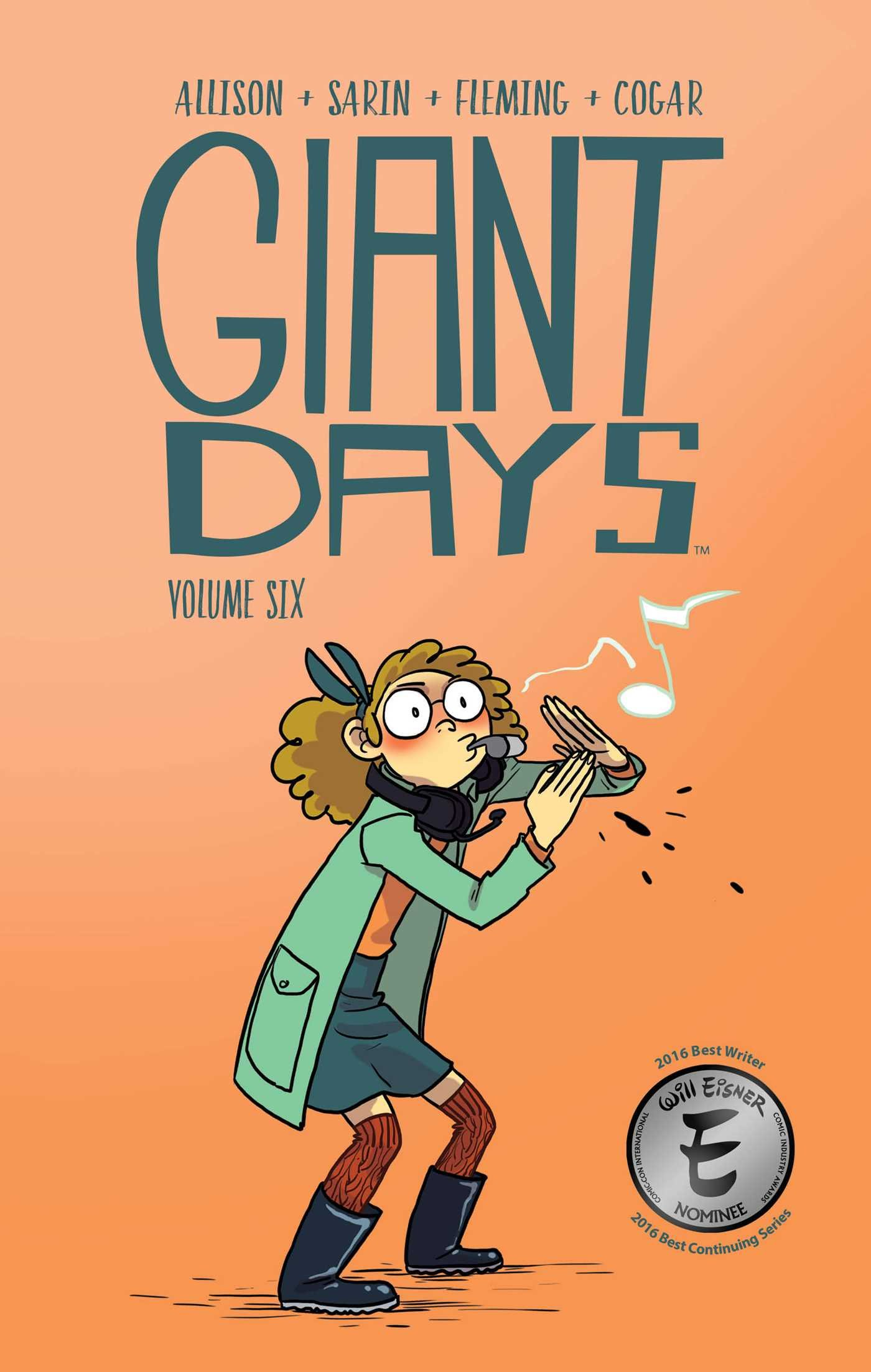 Giant Days Vol 6