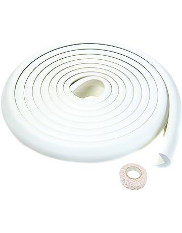Protege Esquinas para Ni/ños Mesas Para Muebles Ni/ños Cubre Esquinas Para Bebes Bordes Para Mesas Transparente Protecciones para esquinas Protectores HDY 24 Pcs Protector Esquinas Bebes