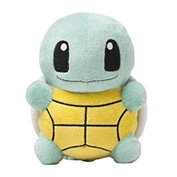 Pokemon Center Muñeco de Peluche Squirtle