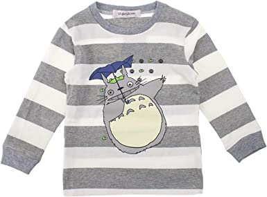 Styles I Love Unisex Baby Toddler Boys and Girls Striped Print Cotton Long Sleeve Top