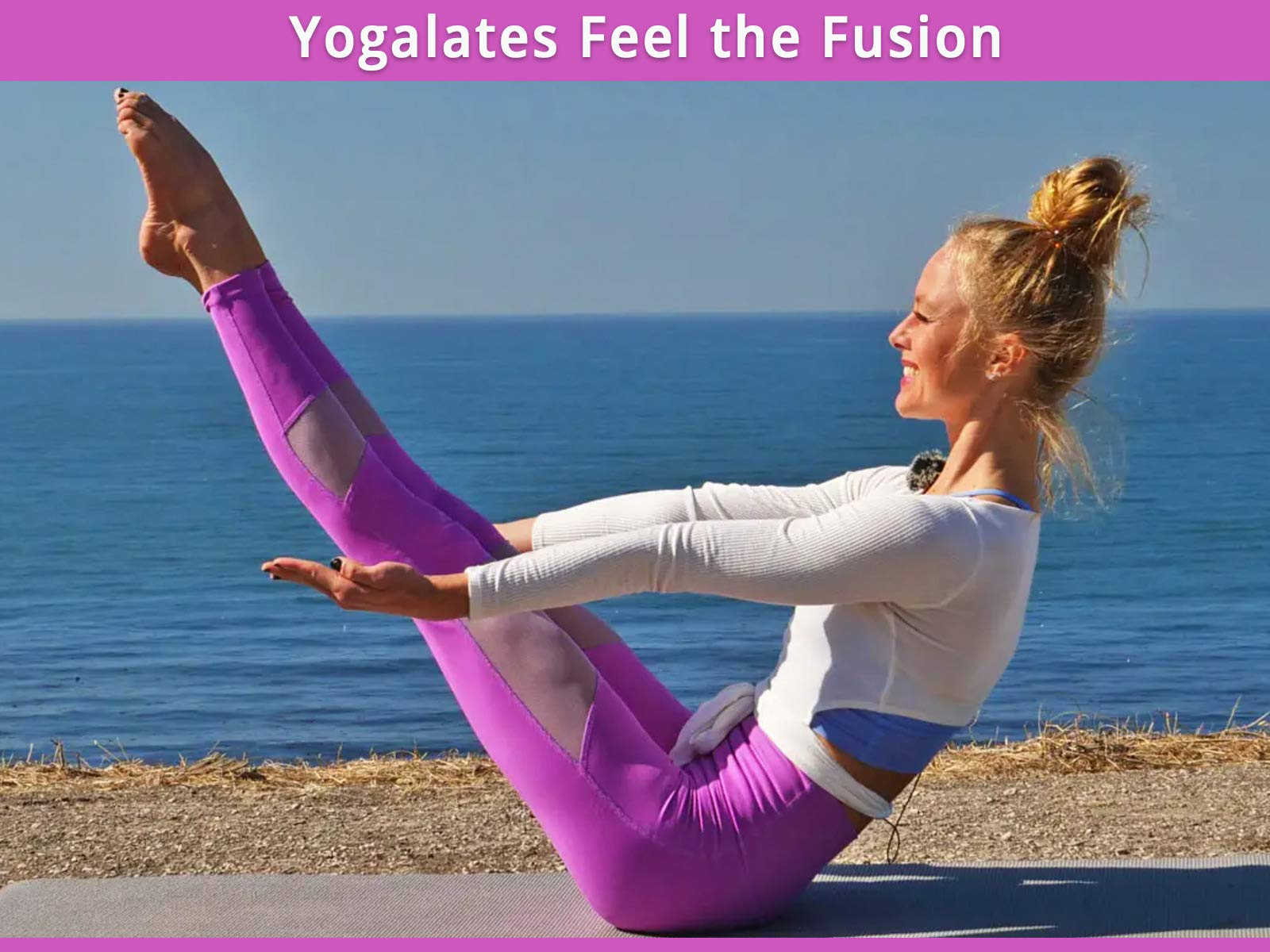 Yogalates Feel the Fusion on Amazon Prime Video UK