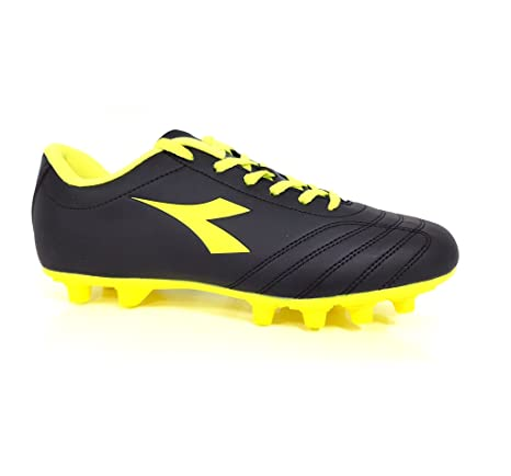 Ll Diadora 43 Mdpu Calcio 650 Yellow Blackfluo it Scarpe Amazon TwF1txanA