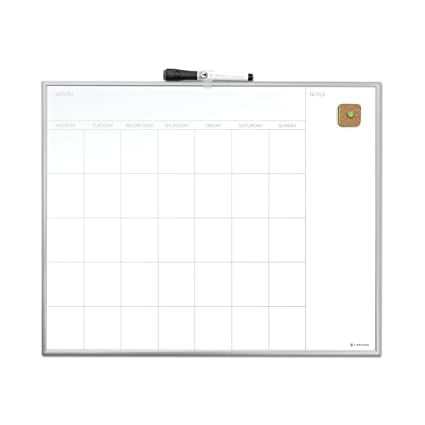 monthly calender