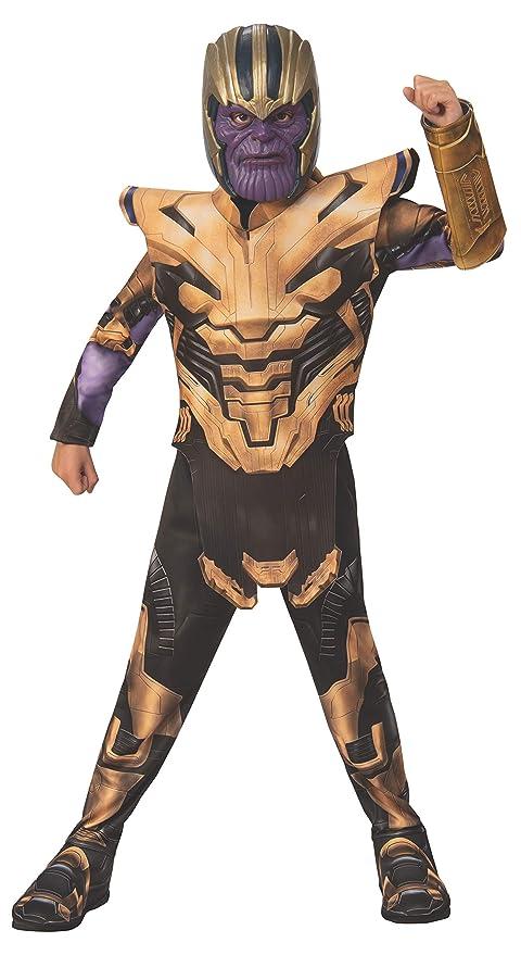 Rubies Marvel Avengers: Endgame Childs Thanos Costume & Mask, Large