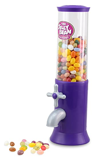 Official The Jelly Bean Factory Beans on Tap Vending Machine
