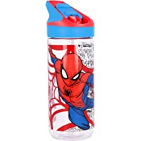 Stor Botella TRITAN Premium 620 ML Spiderman Urban Web