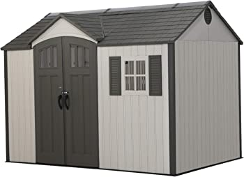 Lifetime 8' x 12.5' Outdoor Storage Shed (Do it Yourself)
