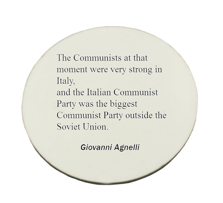 Los comunistas en que momento se muy fuerte en Italia, y el ...