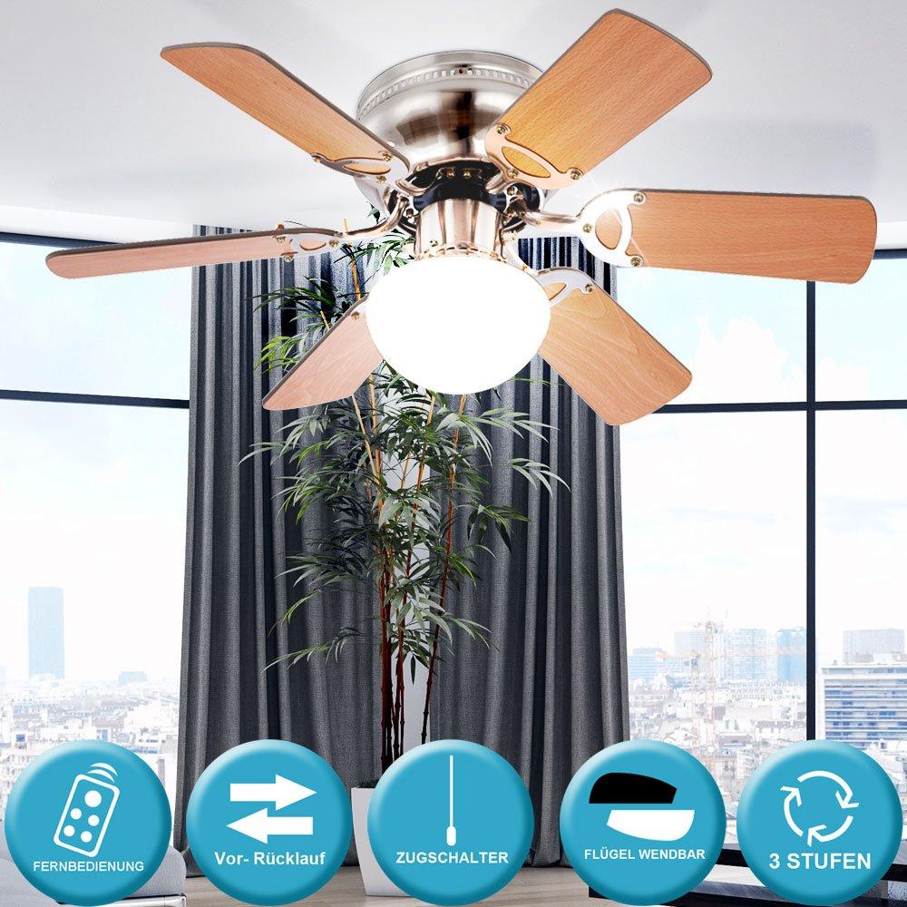 etc-shop Decken Ventilator Raum Kühler Lüfter: Amazon.de: Elektronik