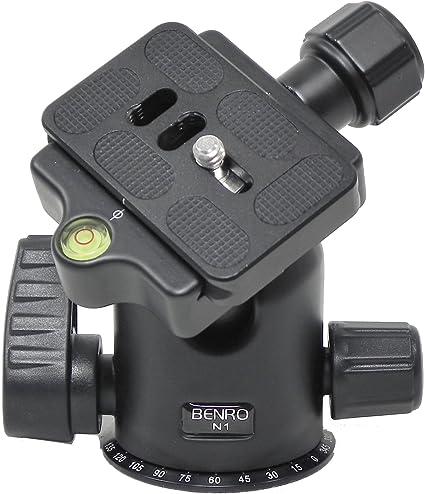 Benro Stativkopf N1 Kugelkopf Inkl Wechselplatte Pu60 Kamera