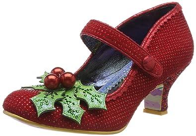 Irregular Choice Damen Little Holly Pumps: : Schuhe