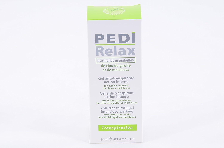 Pedi relax gel antitranspirante M 4 pharma s.l div sante)