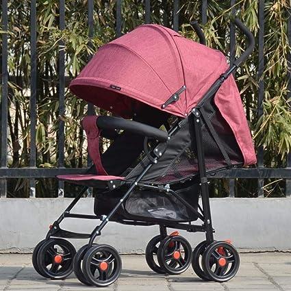 Silla de paseo paraguas coche super ligero plegable de bebé ...