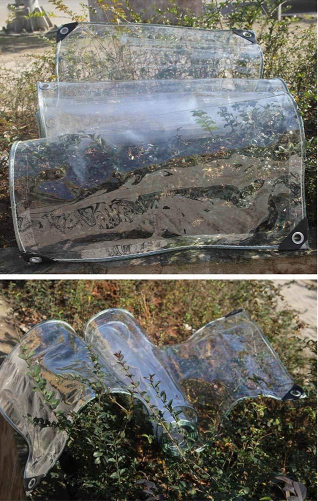 Qing MEI Transparente Regenschutztuch-Starke Sonnenraumanlage Verschüttete Transparenten Zeltzelttuch-Klimaanlagenwaschraum-Raumvorhang A (größe (größe (größe   1m x 2m) B07J5XX59T Zeltplanen Gewinnen Sie hoch geschätzt aed2a7
