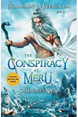 Vikramaditya Veergatha Book 2 - The Conspiracy at Meru Paperback