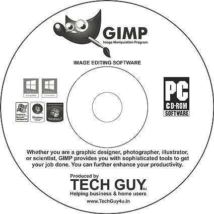 Gimp photo editing software for windows 8