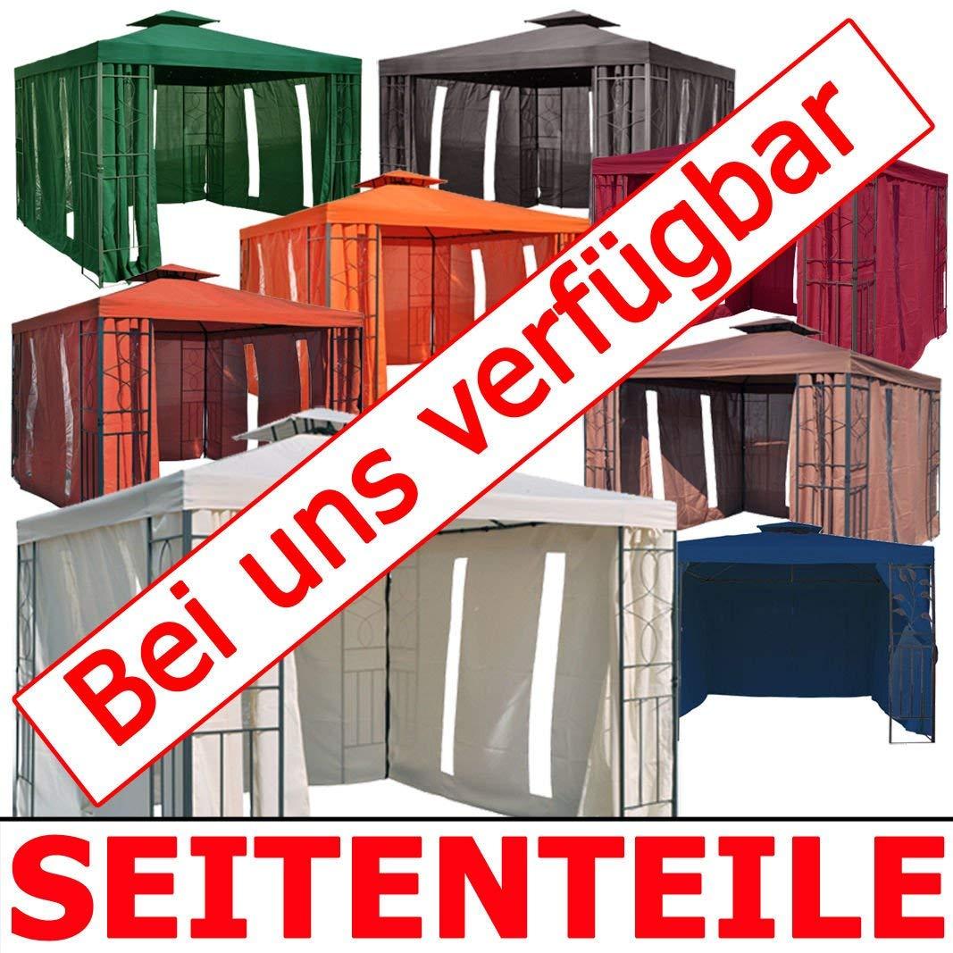 Gestell Borneo habeig Pavillongestell Metalll Pavillon 3x3m Pavillion Ersatzgest/änge Gartenpavillon Ersatzgestell