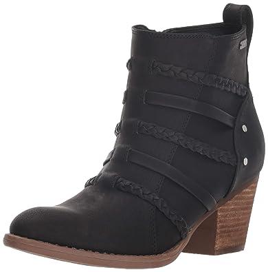 b9509a289b09 Amazon.com | Roxy Women's Mackay Heeled Ankle Boot | Ankle & Bootie