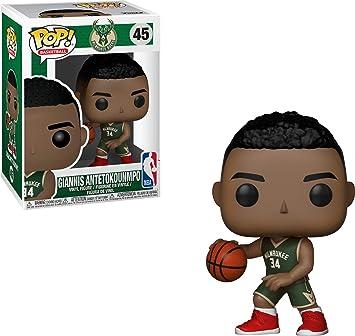 Funko 34436 Pop Vinilo: NBA: Giannis Antetokounmpo, Multi