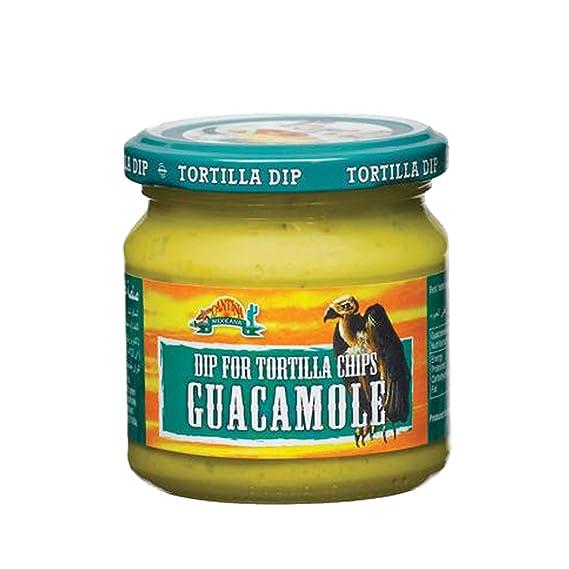 Salsa dip cantina mex.guacam.190g - [Pack de 3]