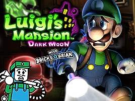 Watch Clip Luigi S Mansion Dark Moon With Bricks O Brian