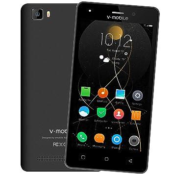 0 0 Smartphone Rom 2018 Pouces Cher 8go 5mp 2800mah 5 7 Ecran Telephone Appareil Sim Portable Photo Batterie Pas V A10 Double Android 4g 8pcs 7bfgy6Y