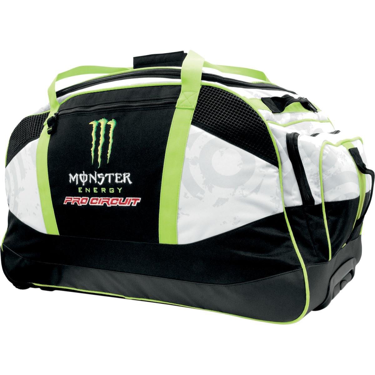 Pro Circuit 55123 Monster Trunk Roller Bag (Bag Wheelie Pc Truck 8800)