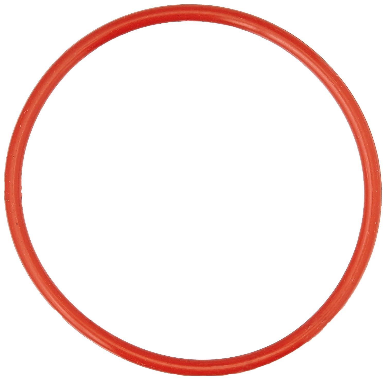 Diametro esterno 44/mm 2/mm di spessore olio guarnizione O Rings Guarnizioni Rosso 10pcs