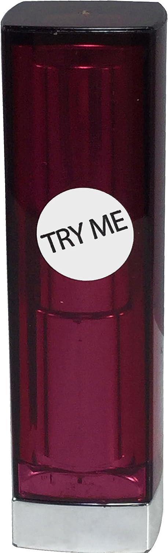 13 mm 1//2 Zoll Punkt Etiketten 1000 Packung Wei/ße Probiert Mich Try Me Aufkleber