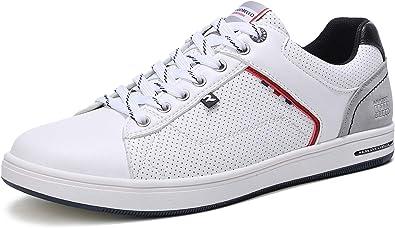 ARRIGO BELLO Zapatos Hombre Vestir Casual Zapatillas Deportivas Running Sneakers Corriendo Transpirable Tamaño 40-46: Amazon.es: Zapatos y complementos