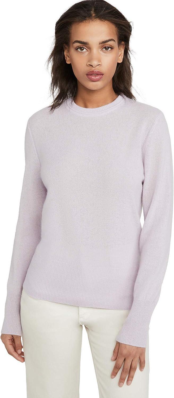 Equipment Womens Sanni Crew Neck Cashmere Sweater