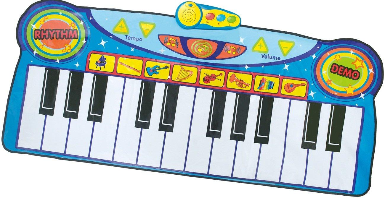 Little Virtuoso Romping Stomping Piano Mat