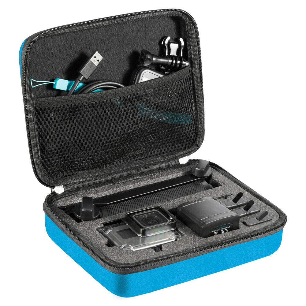 Protective Compact Storage Carry Box Bag Case for GoPro Hero Camera Size L