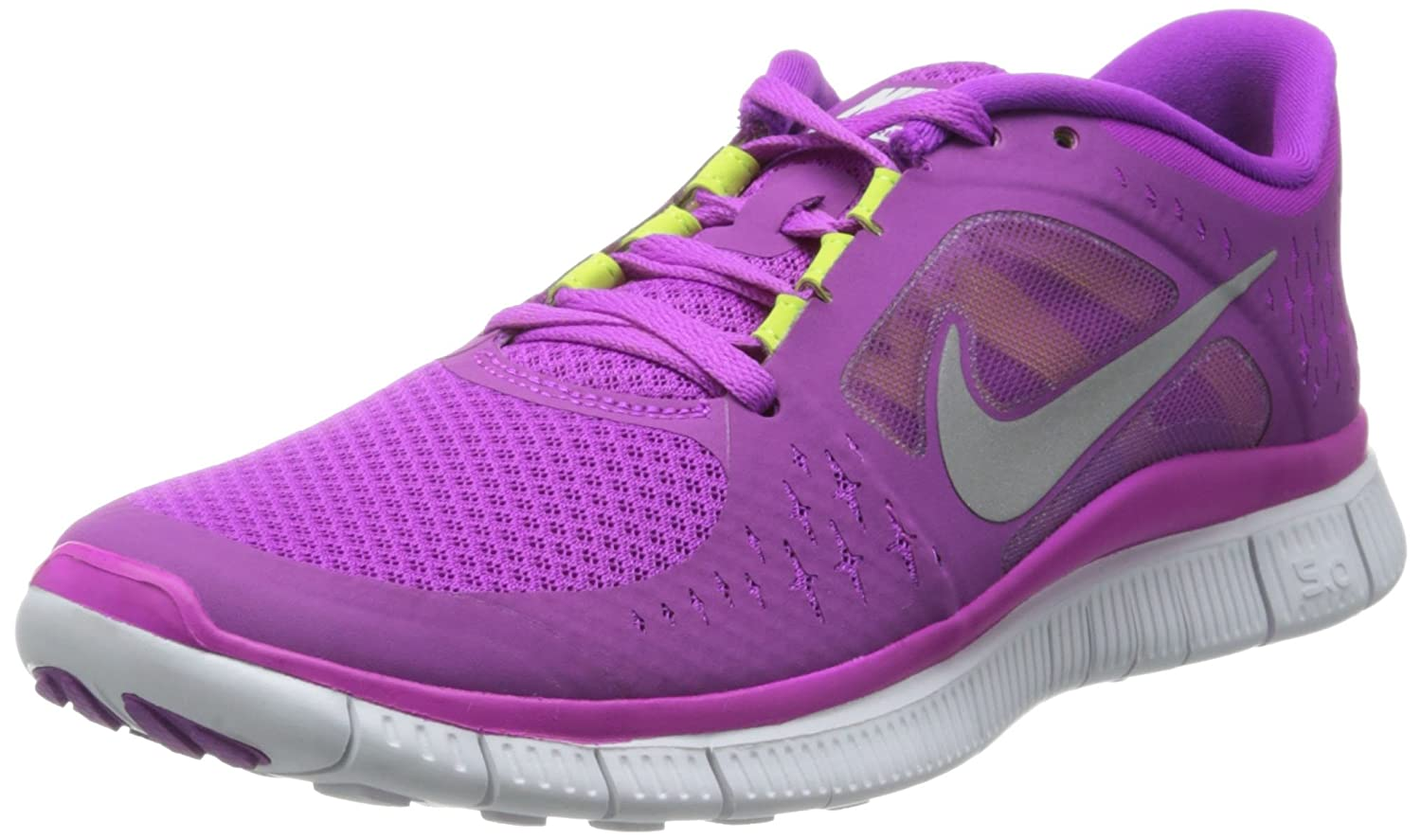 nike free run 5.0 womens training shoes with arch support