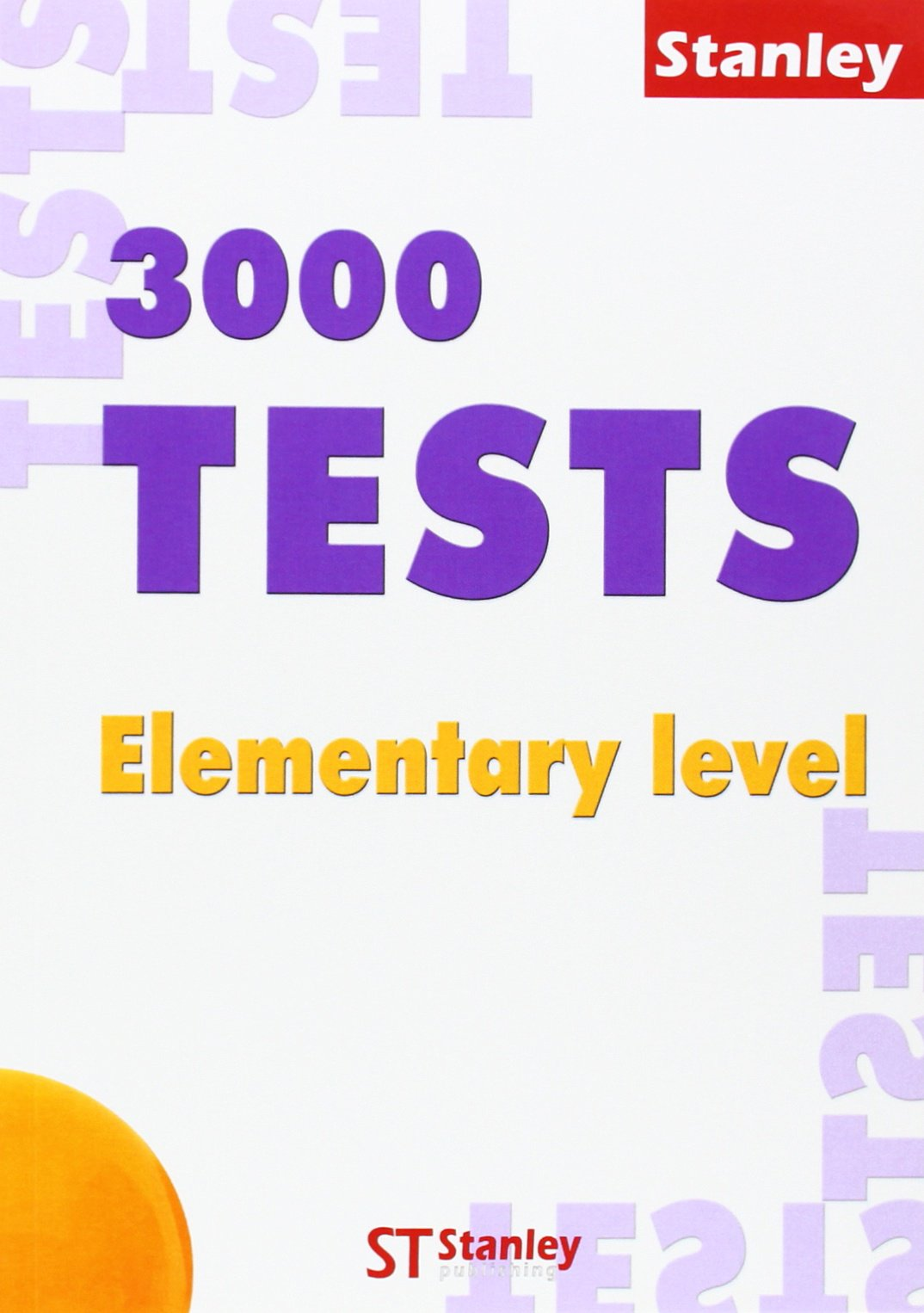 3000 Tests Elementary + Key (pack) (Ingles) Tapa blanda – 17 mar 2014 Aa.Vv. Stanley 8478730109 Kinder / Sprachen
