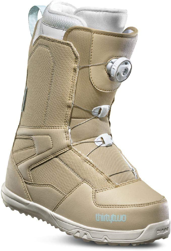 THIRTY TWO(32) SHIFTY BOA W'S TAN 18-19モデル 24.0 レディース スノーボード ブーツ スノボー 靴