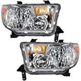 Toyota Tundra Replacement Headlight Assembly - 1-Pair