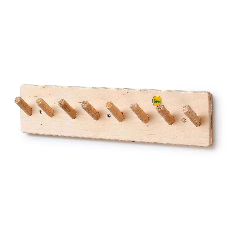 Erzi 50.6 x 12 x 6.7 cm Tedesco Giocattolo di Legno Supporto da Parete bilanciamento Board