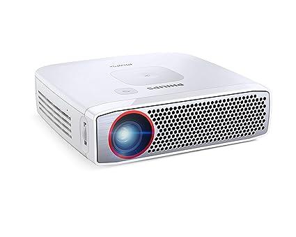 PHILIPS - PicoPix Plus PPX4835 I Proyector Portátil HD |Altavoces ...