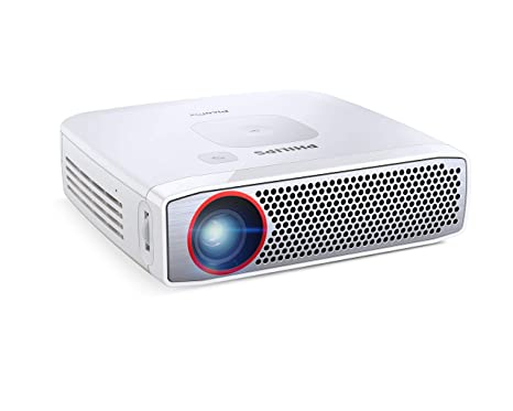 PHILIPS - PicoPix Plus PPX4835 I Proyector Portátil HD |Altavoces ...