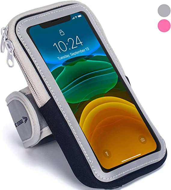 Exercise Arms Pouches Jogging Sports Phone Holder Running Arm Bags