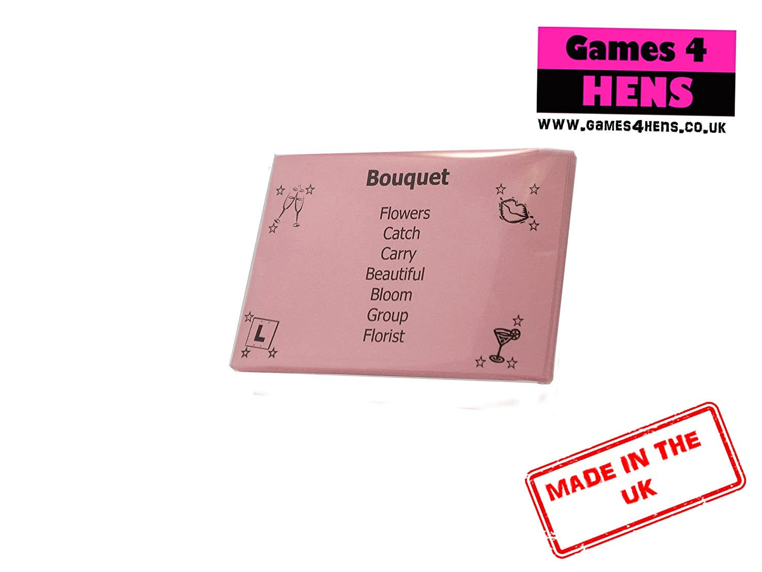 BESTSELLING HEN DO GAME BUNDLE Hen Party Games including WHAT AM I ...