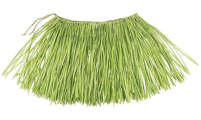Boland - Rafia Falda Hawaii, Color Verde, 52234: Amazon.es ...